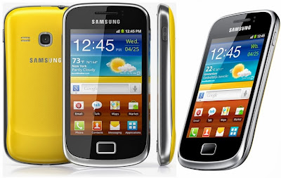 Cara Instal BBM untuk Android Di Samsung Galaxy mini 2