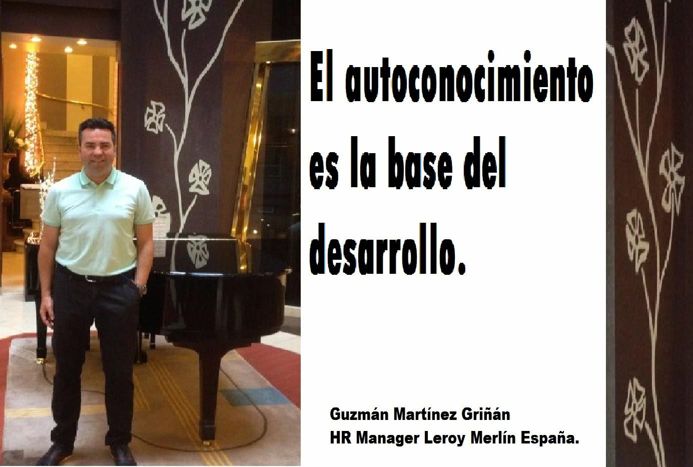 """El Blog de María Serralba-María pregunta a... """"GUZMÁN MARTÍNEZ GRIÑAN"""""""