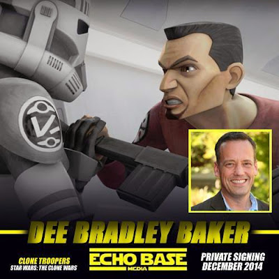 dee bradley baker voices