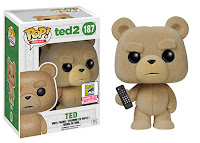 Funko Pop! Ted 2 Flocked