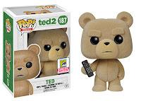 Funko Pop! Ted 2 Flocked