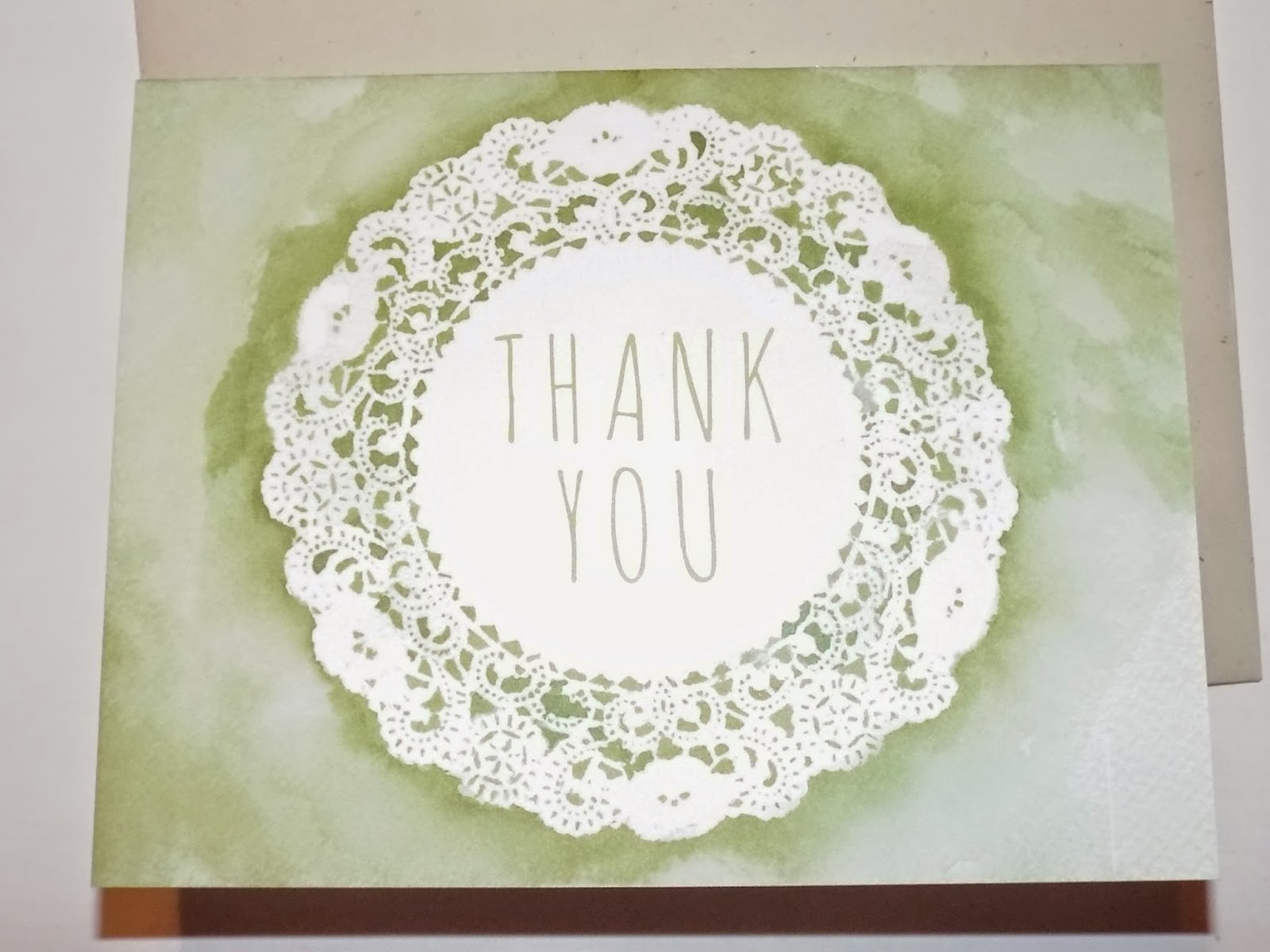 Palmer Street Press Thank YOU cards
