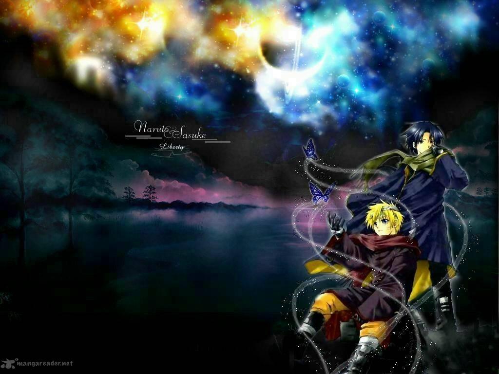 Naruto - Chapter 598 - Pic 16