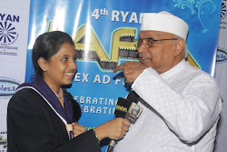 YJ with Kiran Shantaram
