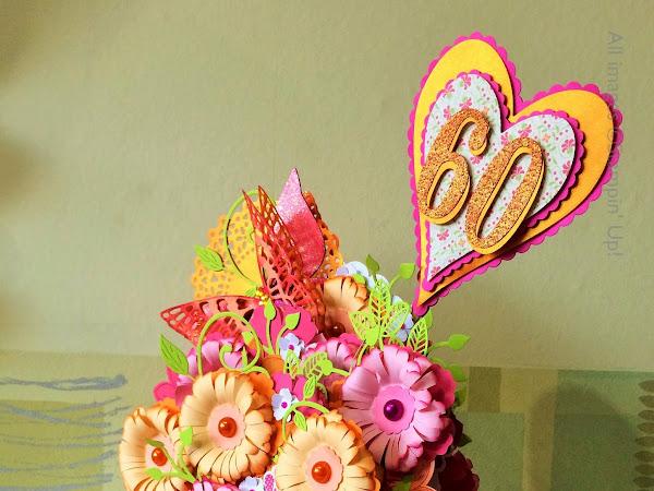 CARD-IN-A-BOX WEEK - Happy 60th Birthday
