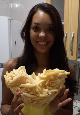 Coração em batatas?!