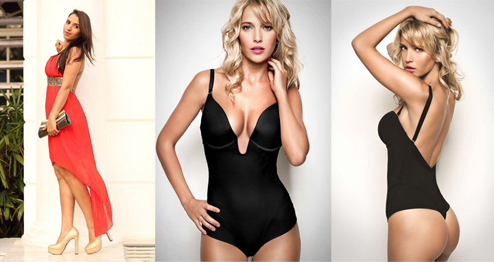 Ultimo Miracle Backless Bodysuit
