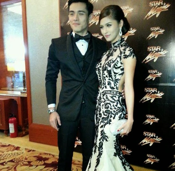 8th Star Magic Ball Couple Kim Chiu and Xian Lim