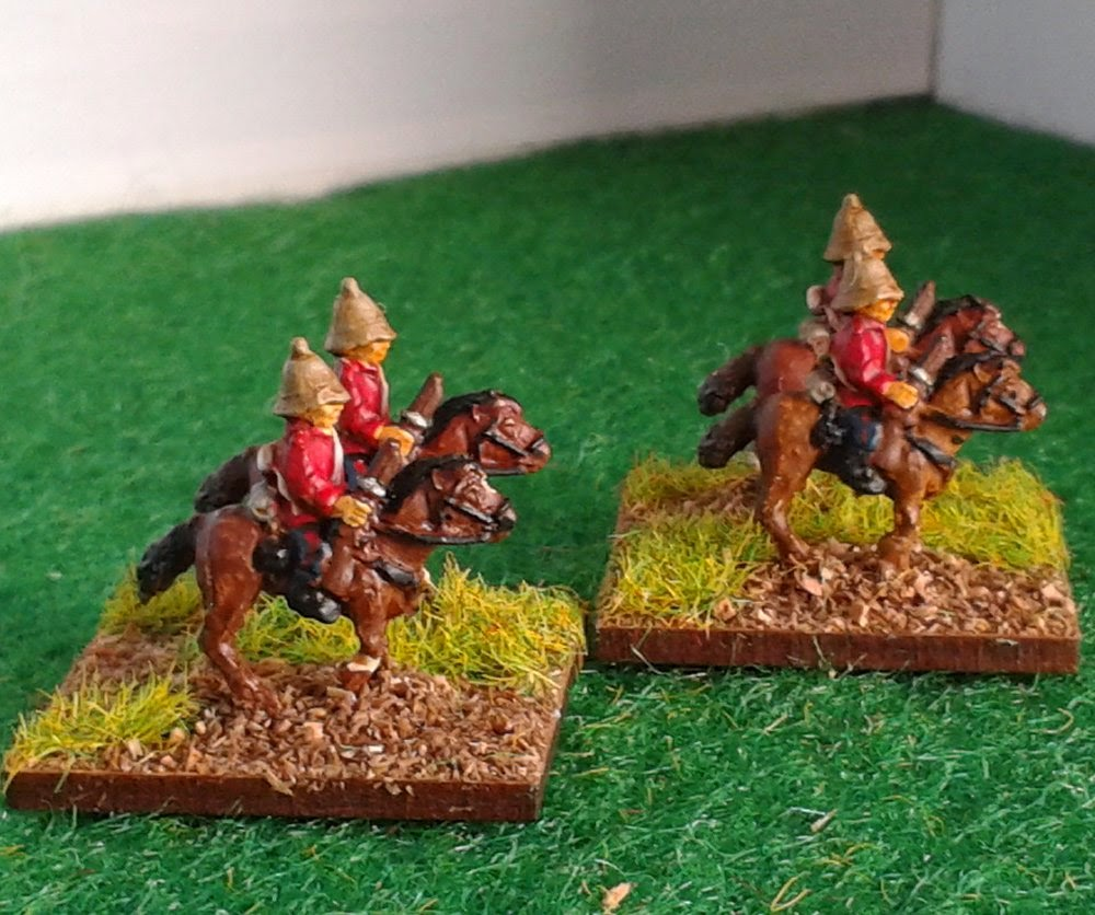 Mounted Infantry picture 2
