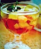 Cara membuat es buah segar