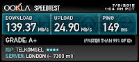 SSH Premium 8 Juli 2015 Fast Server England