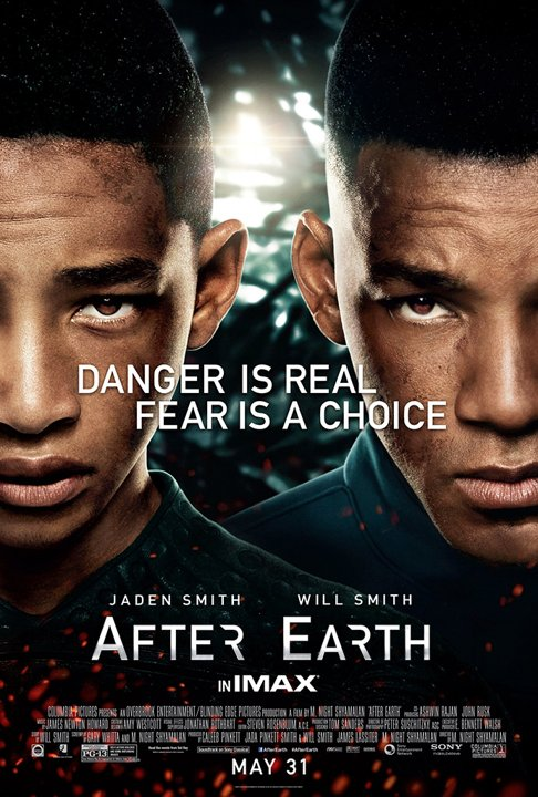 After Earth (Despues de la Tierra) (2013) [DvdRip mkv] [subtitulada]