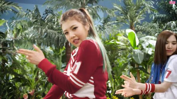 Red Velvet Joy Hapiness
