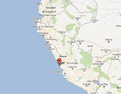 temblor lima hoy 29 diciembre 2011 hora epicentro