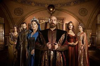 sultan sulejman serija