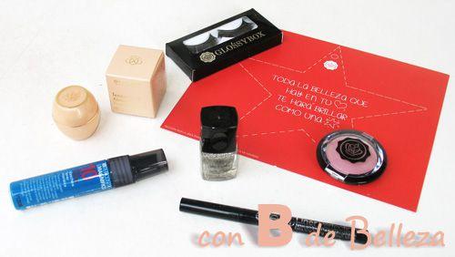 GlossyBox caja 3 de diciembre