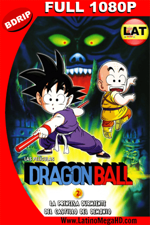 Dragon Ball: La Princesa Durmiente del Castillo Embrujado (1987) Latino Full HD BDRIP 1080P ()