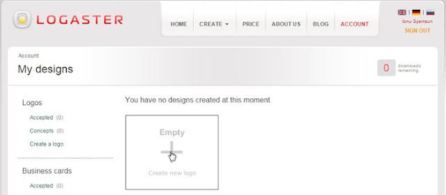 Cara praktis membuat logo keren tanpa software
