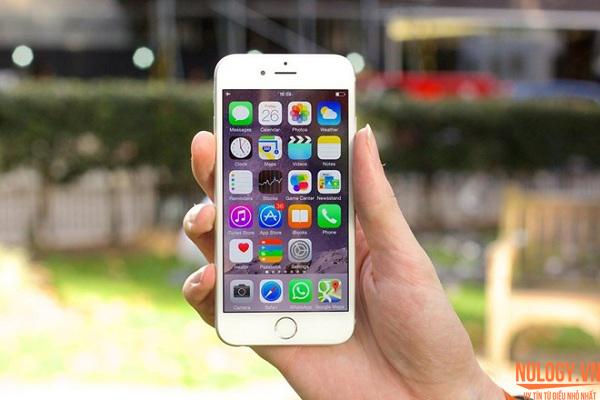 Rủi ro khi mua iPhone 6 lock đã qua sử dụng