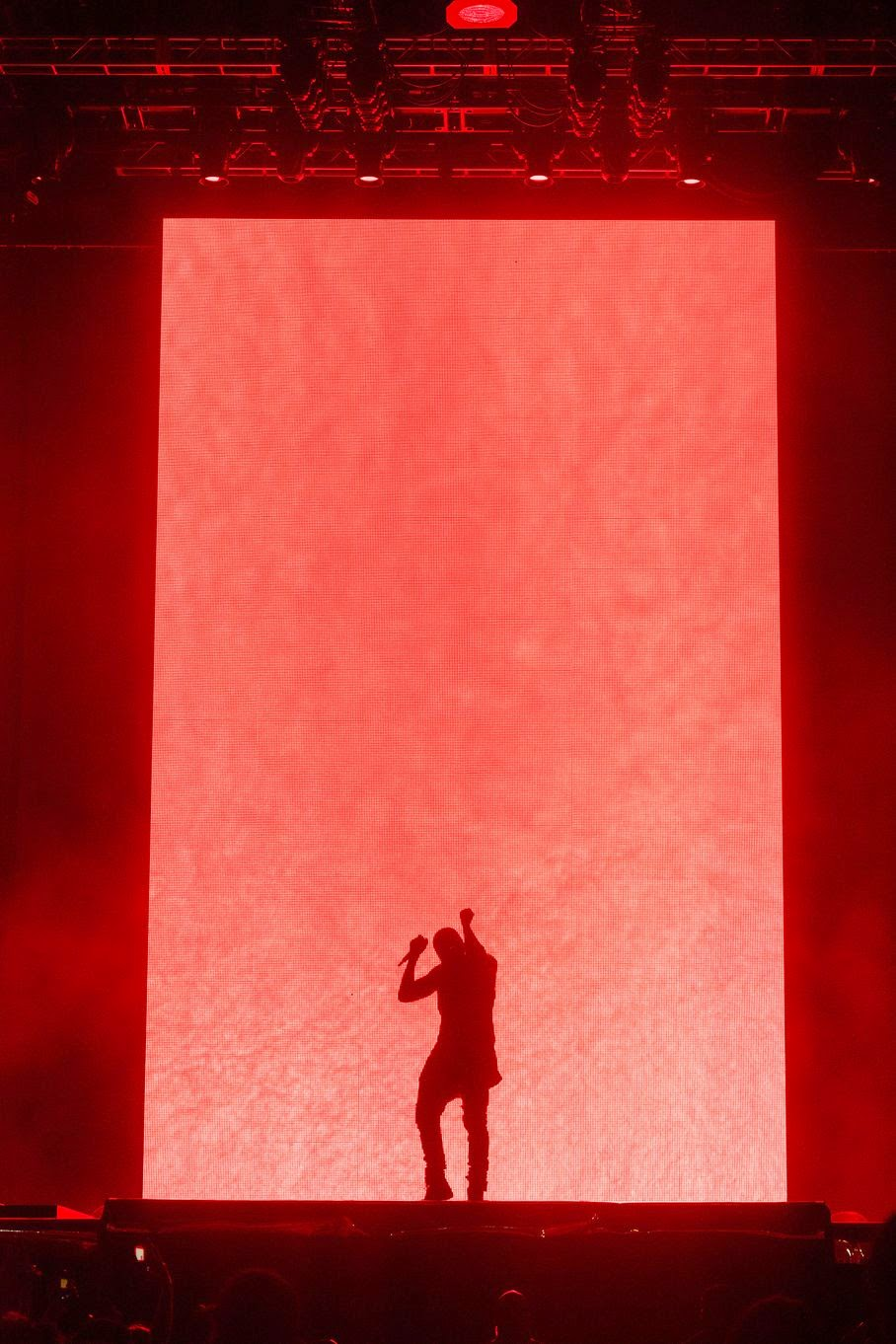 Kanye West performs on day one of the Budweiser Made in America Festival on Saturday, Aug. 30, 2014 in Philadelphia.