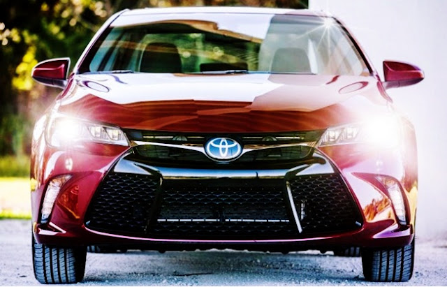 2017 Toyota Camry XSE Review Engine Powertrain