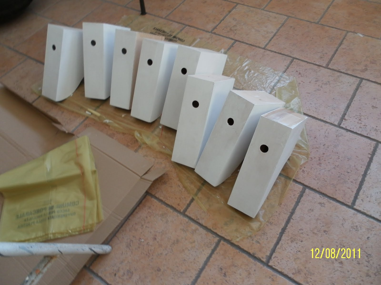 Le idee di pizzipazzi pitturare casa e non solo - Pitturare la casa ...