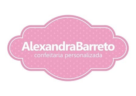 Alexandra Barreto Confeitaria Personalizada