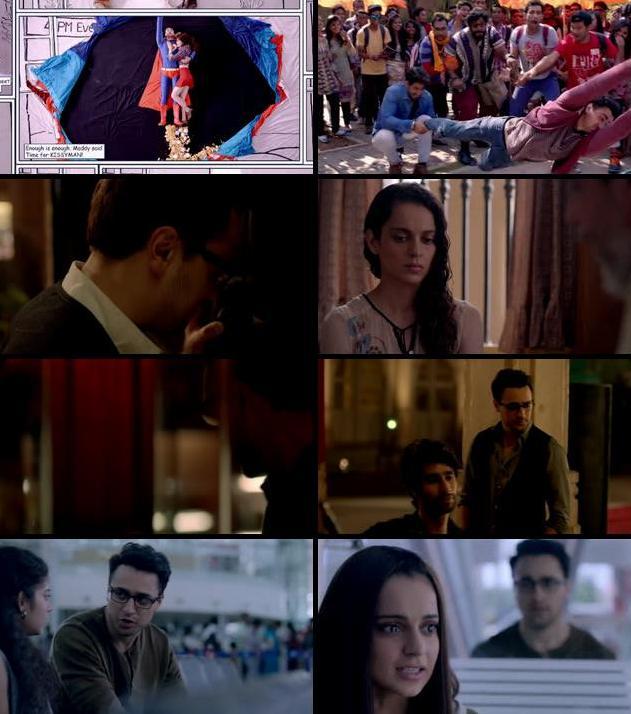 Katti Batti 2015 Hindi DVDRip