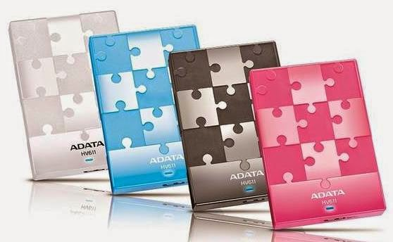 ADATA Launches HV611 USB 3.0 External Hard Drive