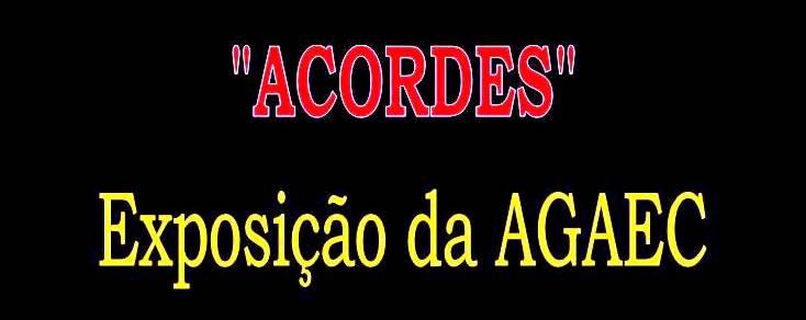 """""""ACORDES"""" da AGAEC"""