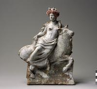 El rapto de Europa Siglo IV a. C.
