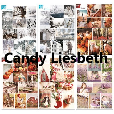 Candy bij Liesbeth