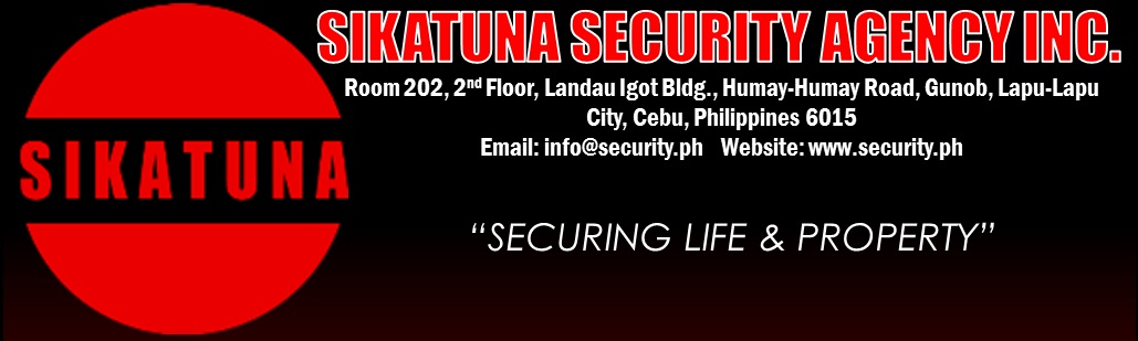 Sikatuna Security Agency Inc.