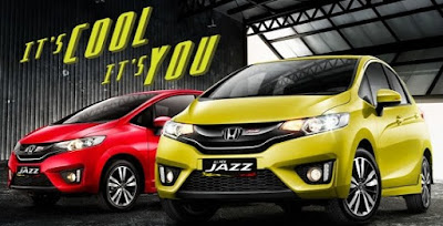 harga Honda All New Jazz 2016 , spesifikasi Honda All New Jazz 2016