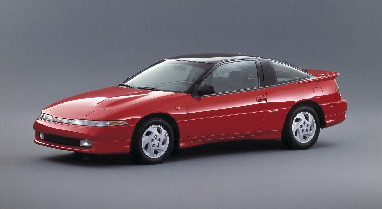 89-94 1st generation Mitsubishi Eclipse/ Eagle Talon/Plymouth Laser