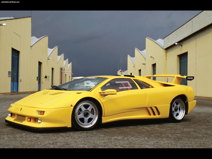 Lamborghini Diablo Iota