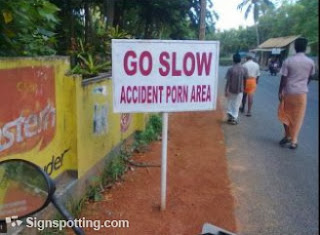 Funny translation error India