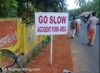 Funny translation error India