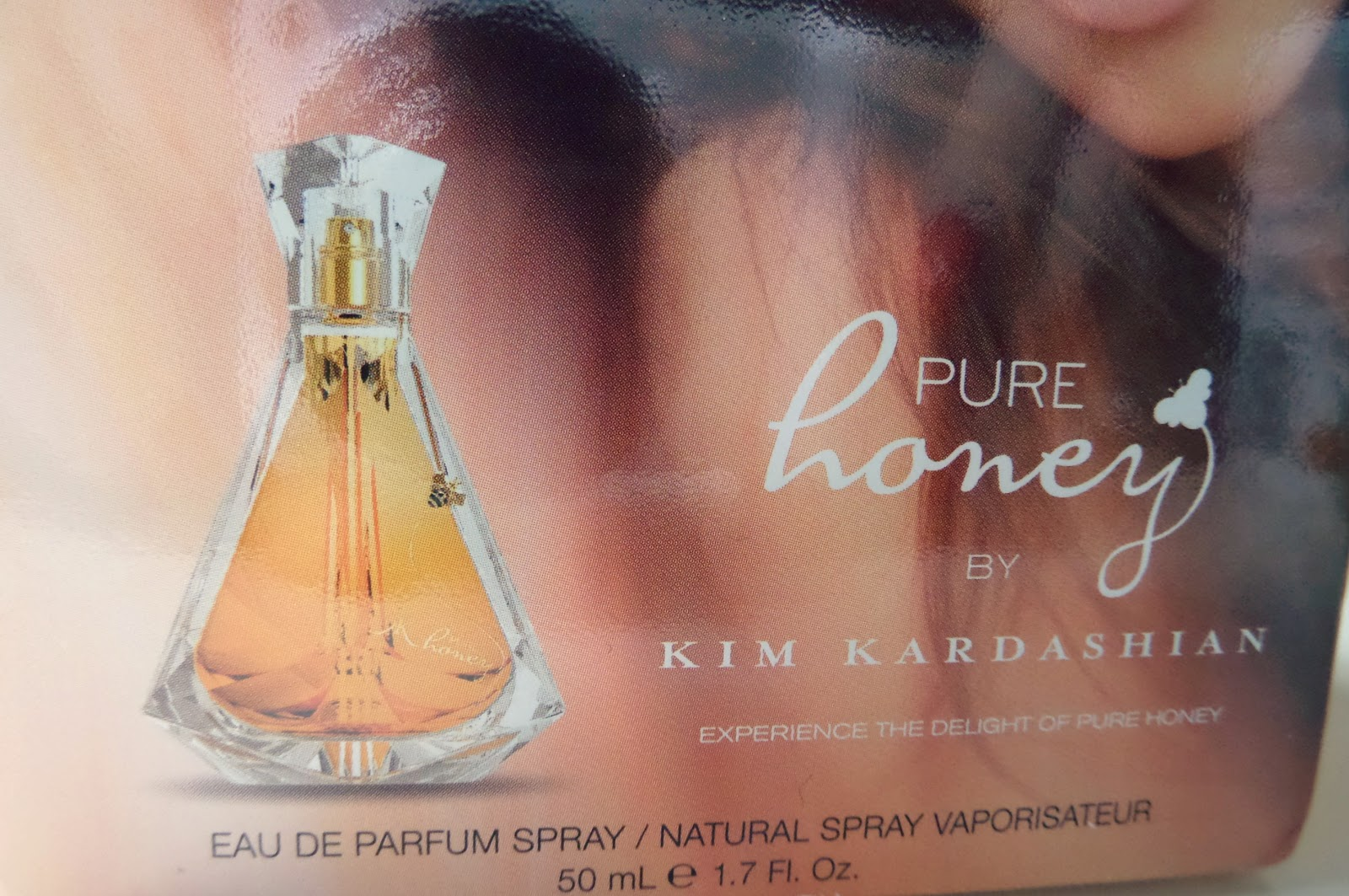 Kim Kardashian Pure Honey Box