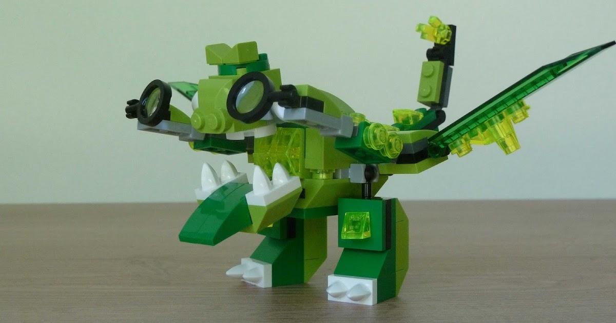 Totobricks Lego Mixels Glorp Corp Max Instructions Mixels Series 6