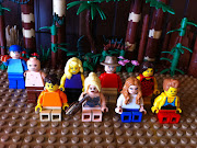 It's that time in the Survivor season.time for my LEGO recap!