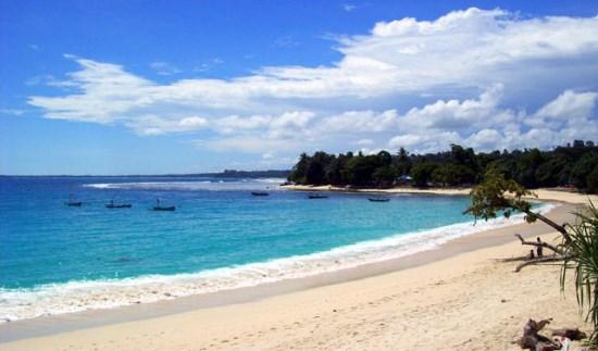 Pantai Pajang objek wisata di bengkulu