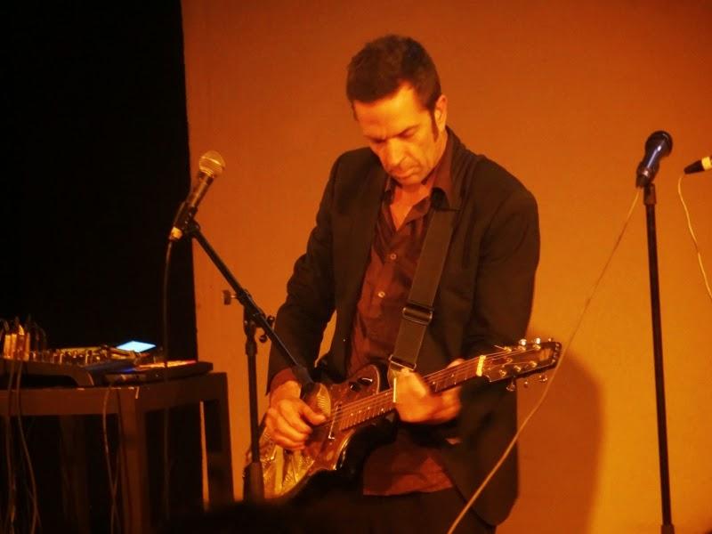 26.09.2014 Dortmund - Schauspielhaus: James Cruickshank
