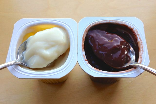 Sojade Chocolate Vanilla Dairy-Free Desserts