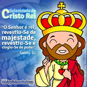 Jesus Cristo, Rei do Universo – 24/11/13