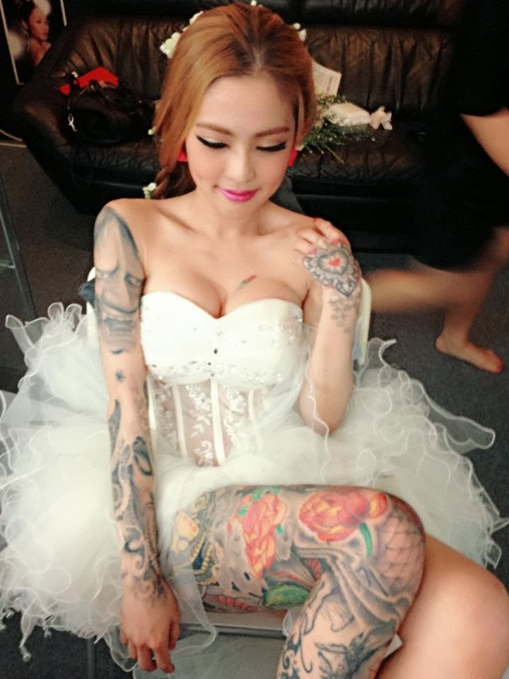 tattoo girl design