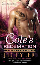 Giveaway: Cole's Redemption