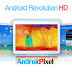 Android Revolution HD V1.1 ROM For Samsung Galaxy Note 10.1 2014 Edition SM-P605