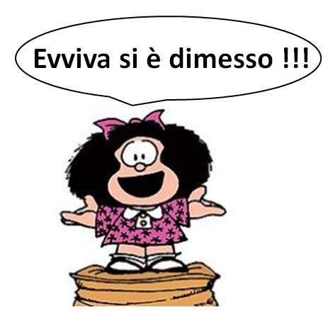 12 novembre 2011: VIVA L'ITALIA LIBERATA!!!