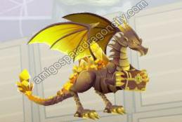 dragon tesoro en el mercado negro de dragon city